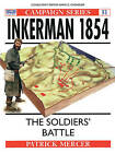 Inkerman, 1854: The Soldier's Battle by Patrick Mercer (Paperback, 1998)