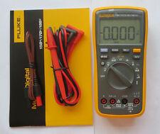 Original FLUKE F17B+ 17B+ Digital Multimeter Meter Tester with LED Display NEW!