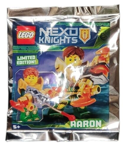 Pick yours! Original LEGO Nexo Knights Limited Edition Polybag Minifigure Set