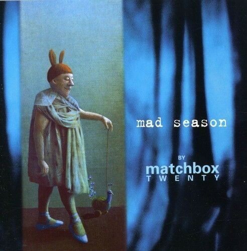 1 of 1 - Matchbox Twenty - Mad Season [New CD]