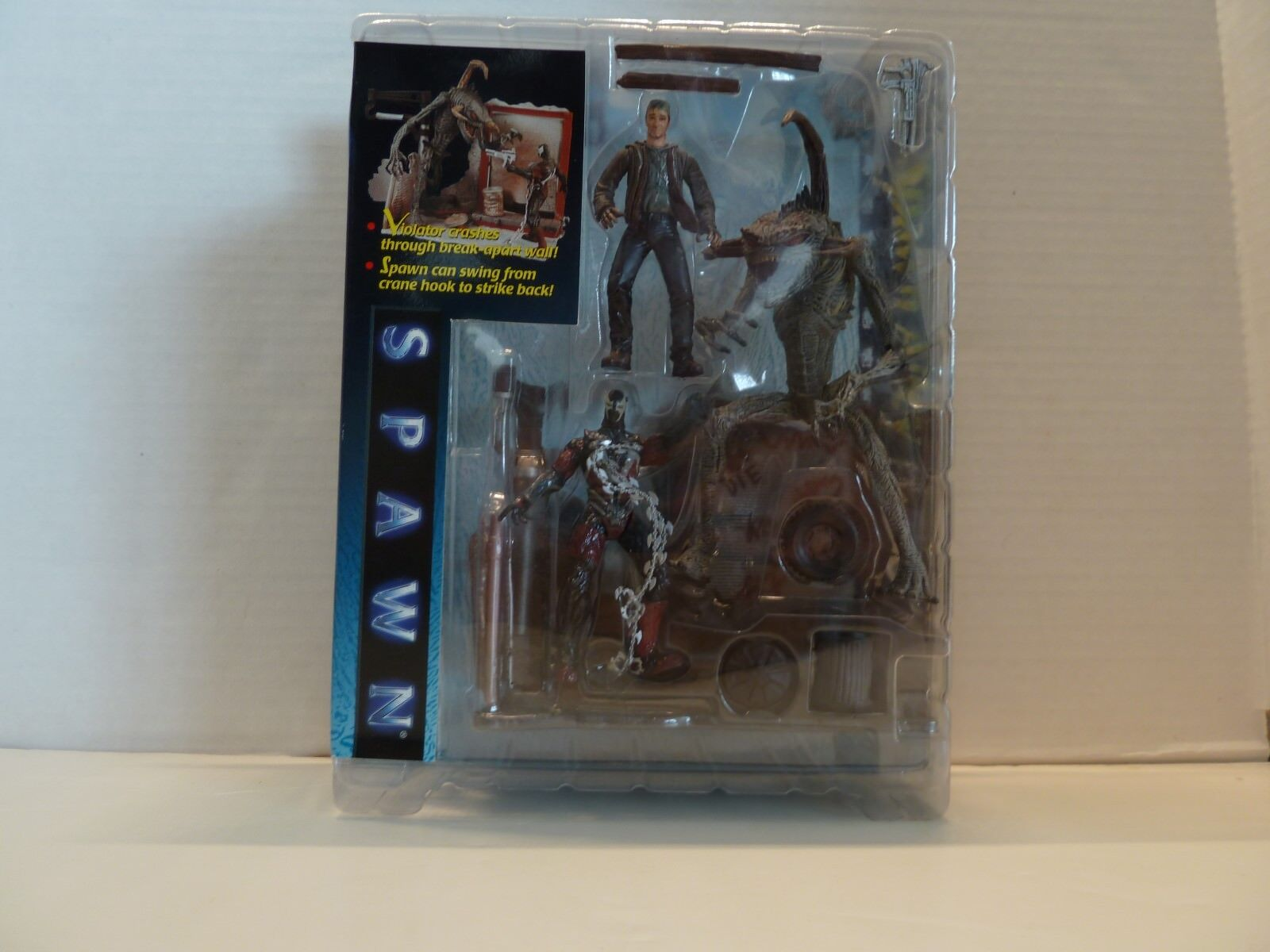 Spawn Movie Action Figure Set of 11 McFarlane Toys