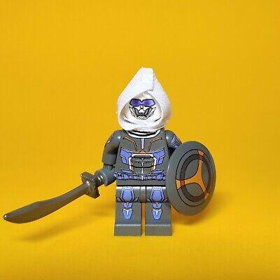 Lego Custom Taskmaster Black Widow Movie Suit Minifigure Uv Printed Ebay
