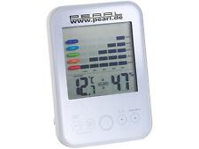 Thermometer mit Hygrometer und Schimmel-Alarm Raumklima Luftfeuchtigkeit Messer