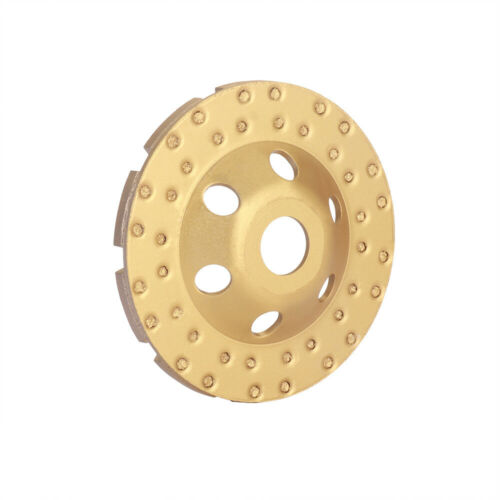 1//10 Diamantschleiftopf Beton Granit 125 mm Diamant-Schleifteller Schleifscheibe
