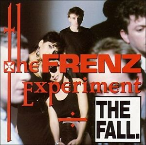 Fall-The-Frenz-Experiment-CD