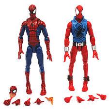 "6"" Marvel Legends Infinite Series Pizza SpidermanSuper Hero Action Toy"