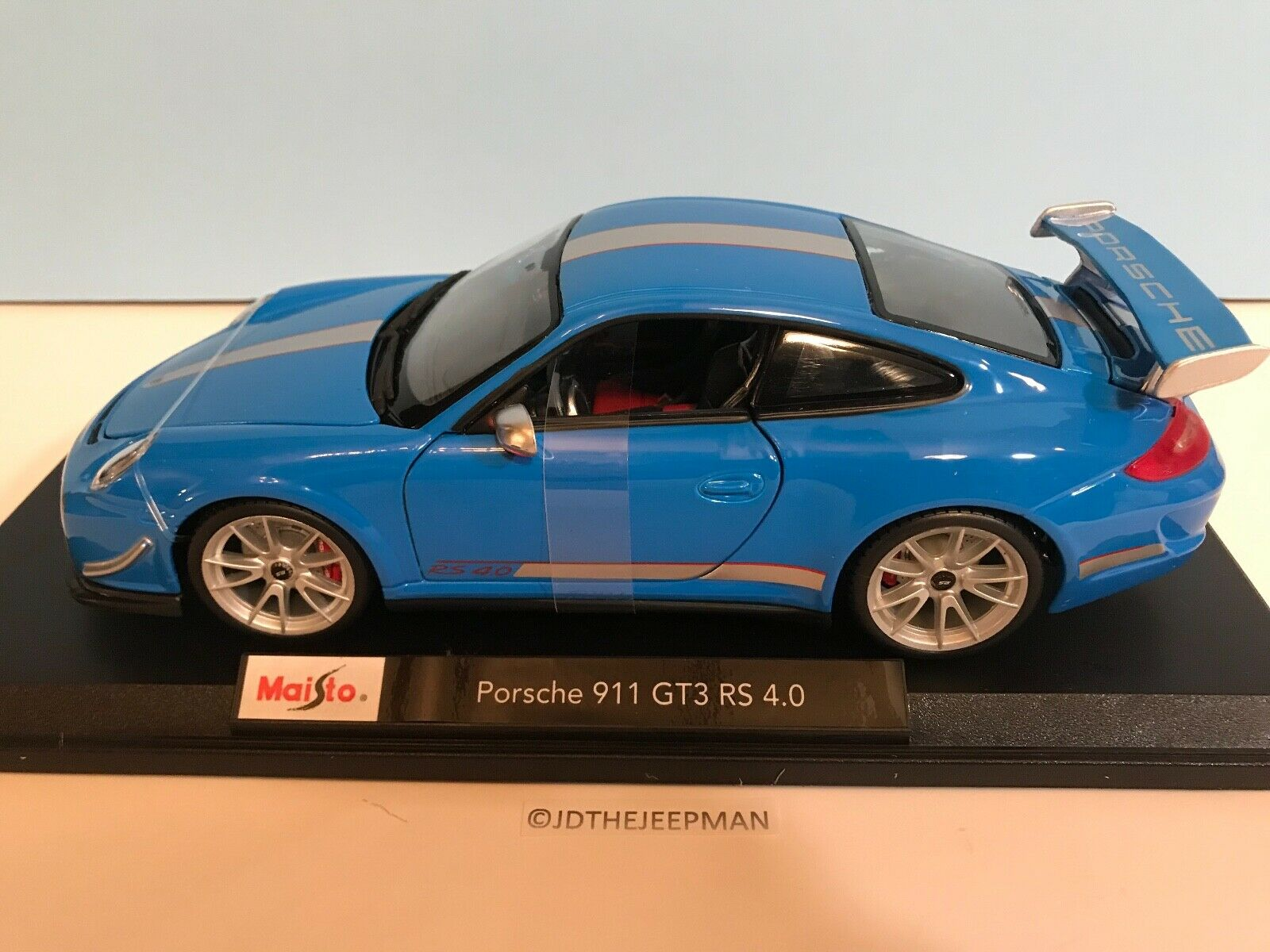 Maisto Porsche 911 Gt3 Rs 4 0 Special Edition 2020 New Release 1 18 31703 For Sale Online