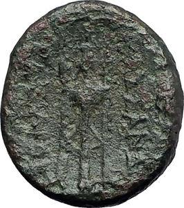 KASSANDER-319BC-Macedonia-Apollo-Tripod-Authentic-Ancient-Greek-Coin-i59722