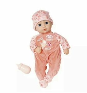 🔥 Zapf Creation 704554 Baby Little Annabell 36cm✨✨GREAT PRICE✨✨
