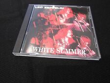 Led Zeppelin - White Summer - TSP-CD-019 - W German - Near Mint - Rare!!!!!!