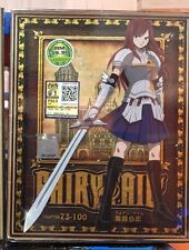 DVD Anime FAIRY TAIL Chapter 73-100 Box Set.. English Subtitle All Region