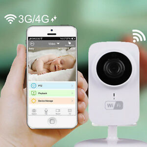 baby infant monitor camera video wireless night vision infant digital secure. Black Bedroom Furniture Sets. Home Design Ideas