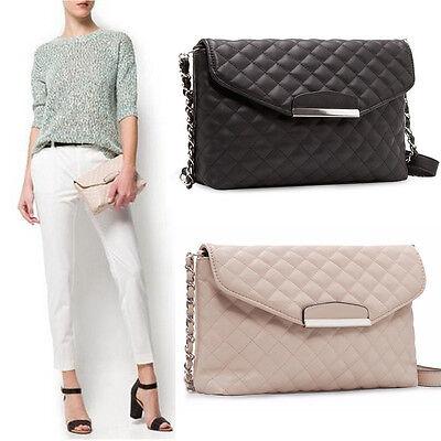 Fashion Women Ladies PU Clutch Hobo Shoulder Bags Purse Handbag Messenger Bag