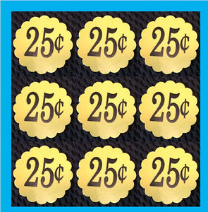 9-25-cent-Scallop-Vending-Price-Stickers-vendstar-candy-gumball-A