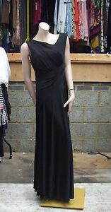 Abiti Da Cerimonia Joseph Ribkoff.Joseph Ribkoff Bnwt Uk 12 Simply Stunning Black Full Length