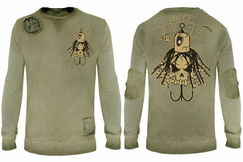 Sweater Hotspot Design Vintage Sweatshirt Clonk Teaser Forever Angelpullover
