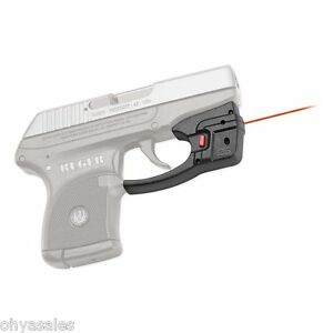Crimson Trace Defender Accu-Guard Red Laser Sight Ruger LCP - DS-122