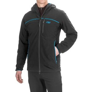 New-Men-s-Outdoor-Research-Razoredge-PrimaLoft-Hooded-Jacket-MSRP-235