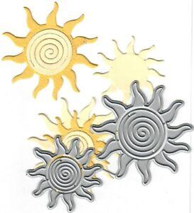 Dies-to-die-for-metal-cutting-craft-die-layered-Sun-Swirly-Outdoors-Sky