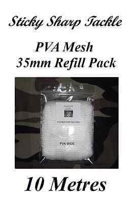 PVA mesh 50 metre refill /& white PVA nuggets