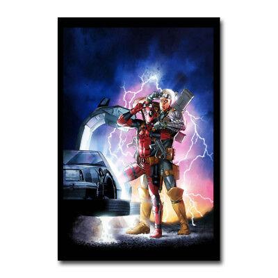 The Predator Hot Movie Art Silk Poster Canvas Print 12x18 24x36 inch