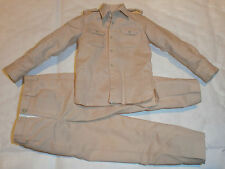 Hobbymaster IDF Moshe Dayan tan shirt and trousers 1/6th scale toy accessory