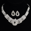 Women-Chunky-Fashion-Crystal-Bib-Collar-Choker-Chain-Pendant-Statement-Necklace thumbnail 115
