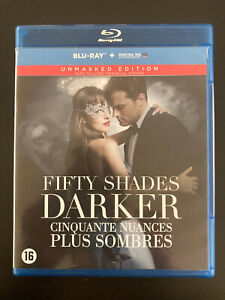 """Blu-Ray Disc """" FIFTY SHADES DARKER - CINQUANTE NUANCES PLUS SOMBRES """""""