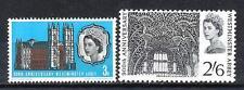 Grande-Bretagne - Great Britain 1966 Yvert n° 435 et 436 neuf ** 1er choix