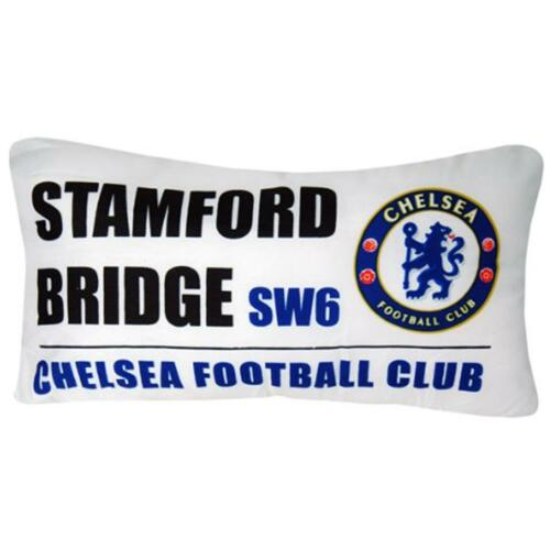 Character Filled Cushions 18 x 18 and 11x18 14 x 14  Logo and Street Sign Fibre
