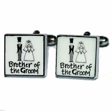 Brother of the Groom Sonia Spencer Cufflinks Brand New