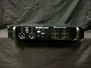 Crest-Audio-7001-amplifier