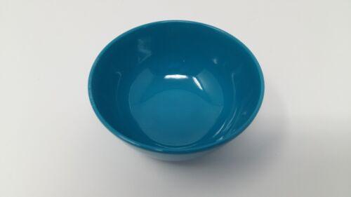"EDGO Melamine Bowls Round Blue Colour 4.5/"" Bowl Party Picnic BBQ Buffet Cheap"