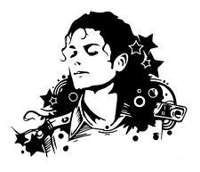 Decal Vinyl Truck Car Sticker - Music Rock Bands Micheal Jackson v5