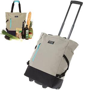 Shopper-PUNTA-Einkaufstrolley-Trolley-Einkaufsroller-Einkaufsroller-SAND-2723