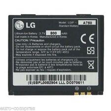 BATERÍA LGIP-A750 para móviles LG KE820, KE850 (Prada), KG99, KE800... y otros