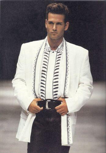 Gianni  Versace vintage 1990 dress shirt - stunnin