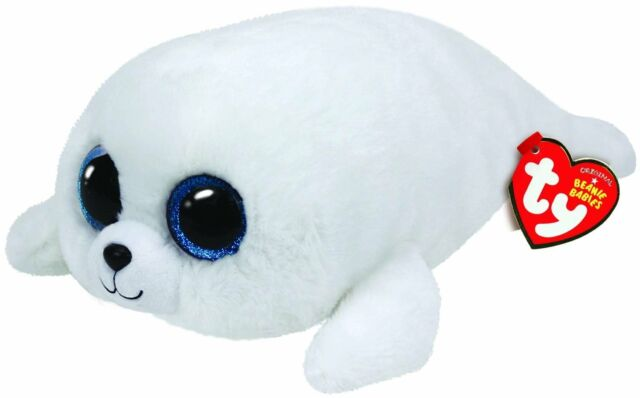 Ty Beanie Boos BUDDY - Icy the Seal 24cm