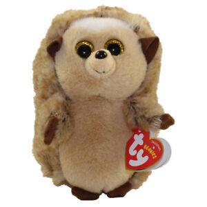 Ty Beanie Baby 6 Ida Hedgehog Plush Stuffed Animal Toy Mwmt S Heart