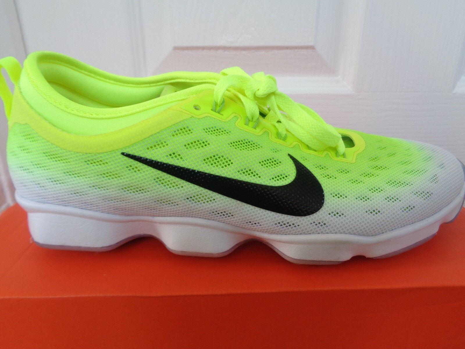 NikeZoom Fit Agility wmns trainers baskets 684984 701 uk 4.5 eu 38 us 7 NEW+BOX