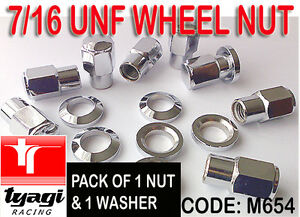 Image Is Loading 7 16 034 WHEEL NUT FORD MK2 MK1