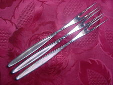 WMF Rom 3 Vorlegegabeln 19 cm 90 argento placcato