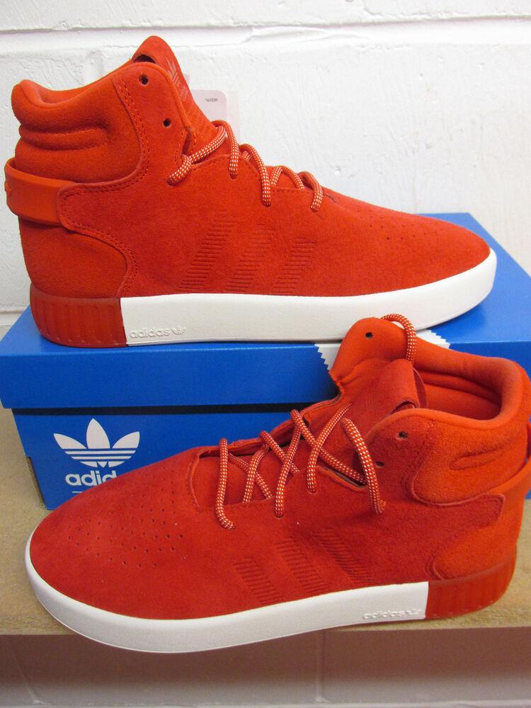 Adidas Originals Tubular Invader Sangle Baskets Montantes S80244 Baskets Chaussures-
