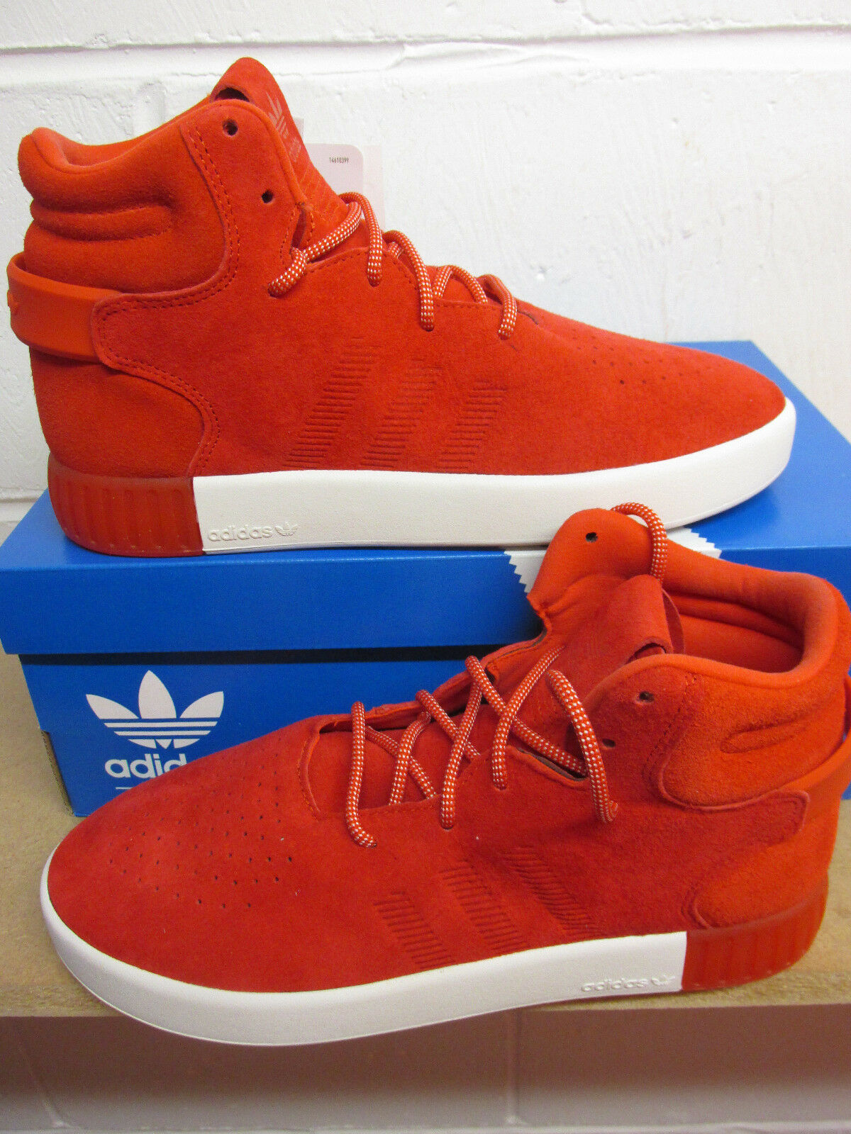 Adidas Originals Tubular Top Invader Tira Zapatillas Hi Top Tubular S80244 Zapatillas e69af1