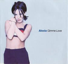 ALEXIA - GIMME LOVE - CD