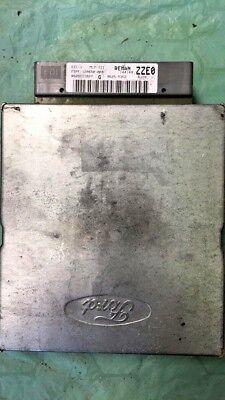 1996 Ford Ranger Mazda B4000 4.0 ecm ecu computer F5PF-12A650-BDA reman