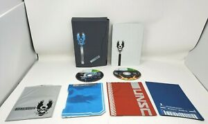 XBox 360 Halo 4 Collector's Set 2012 Video Game Used w/ Box, Discs, Accessories