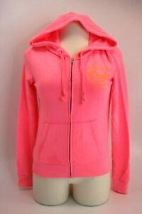 Victoria's Secret Love Pink Hoodie Sweatshirt Sz Med