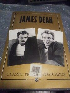 20-James-Dean-Black-and-White-Postcards-Classic-Pictures-Seafarer-Books-1994