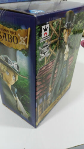 "ONE PIECE THE SABO PVC ACTION FIGURE 27cm 11/"" SPECIAL COLLECTION NEW NUEVO"